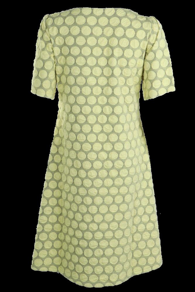 43010abb Light yellow dress
