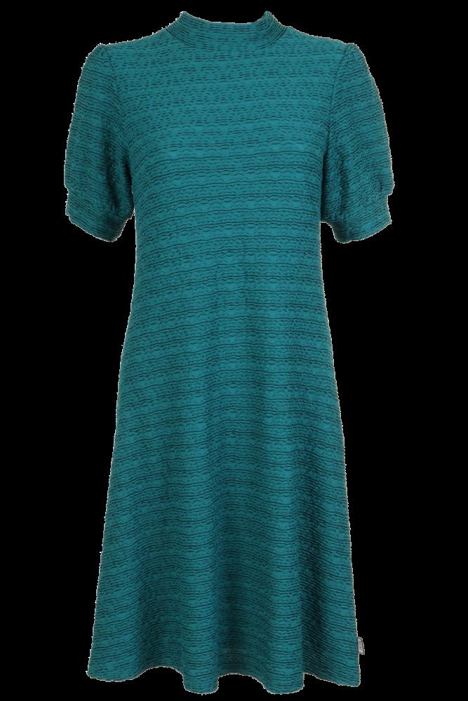 af397620 Elegant sjøgrønn kjole