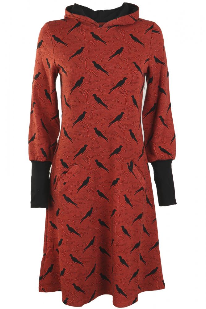 e10749b3 Oransje kjole